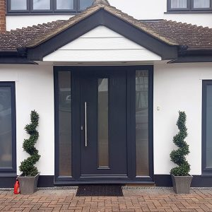 Composite Doors Featured